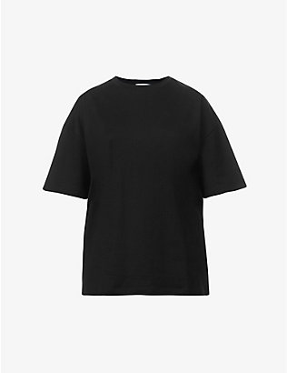 NINETY PERCENT: Oversized organic-cotton jersey T-shirt