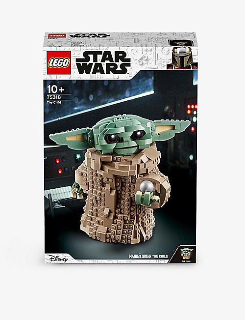 LEGO: LEGO® Star Wars™ 75318 The Child build and display model