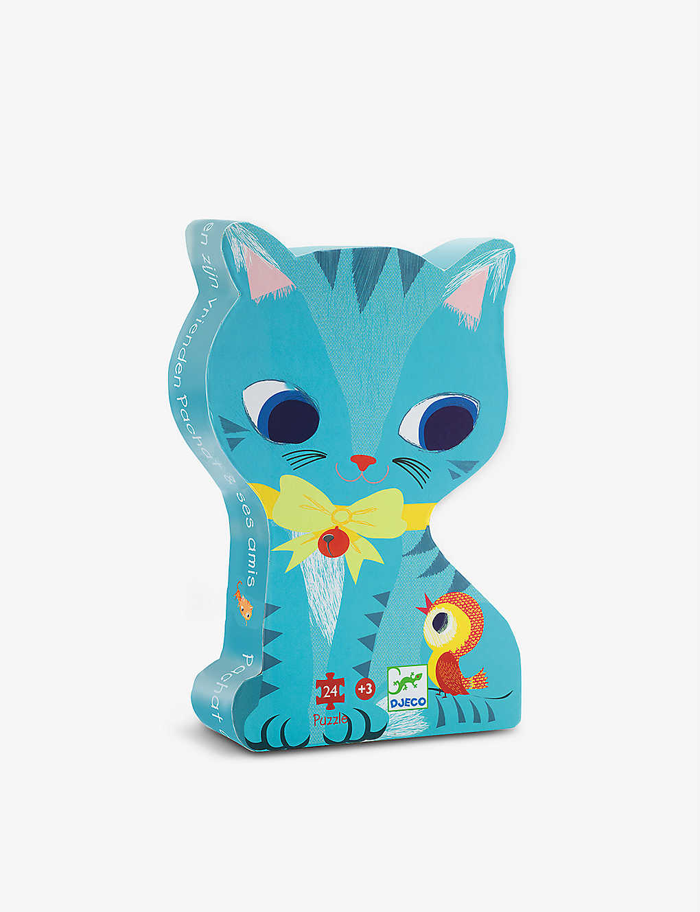 DJECO: Pachat And His Friends puzzle 24-pieces