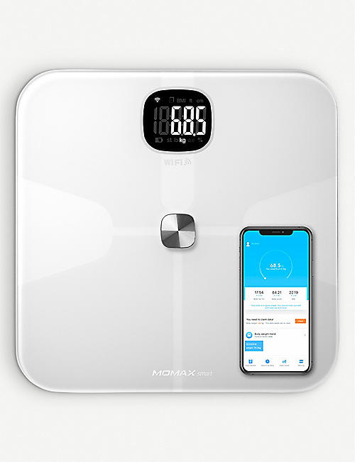 THE TECH BAR: Health Tracker IoT Smart Scale