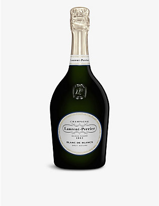 LAURENT PERRIER: Blanc de Blancs Brut Nature Champagne 750ml