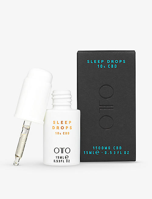OTO: Oto 1500mg CBD Sleep Drops::