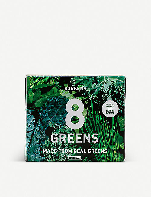 8GREENS: Effervescent greens supplement 30 tablets 300g
