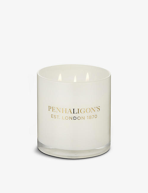 PENHALIGONS: Earl Grey Tea scented candle 750g