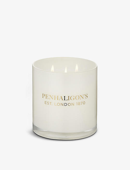 PENHALIGONS: Assam Tea scented candle 750g