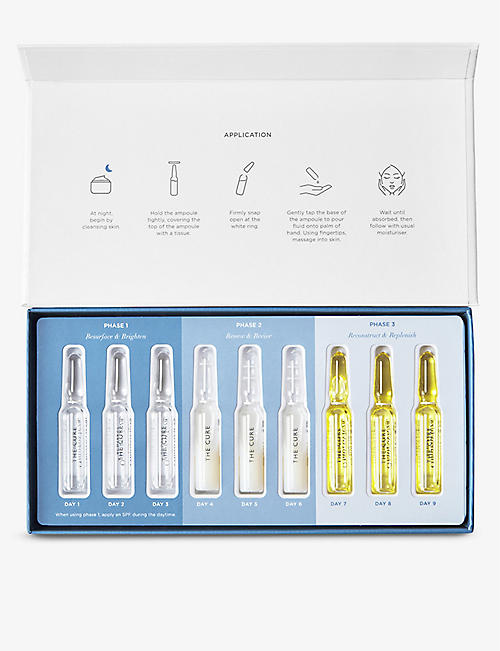 OMOROVICZA: The Cure intensive 9-day ampoule programme
