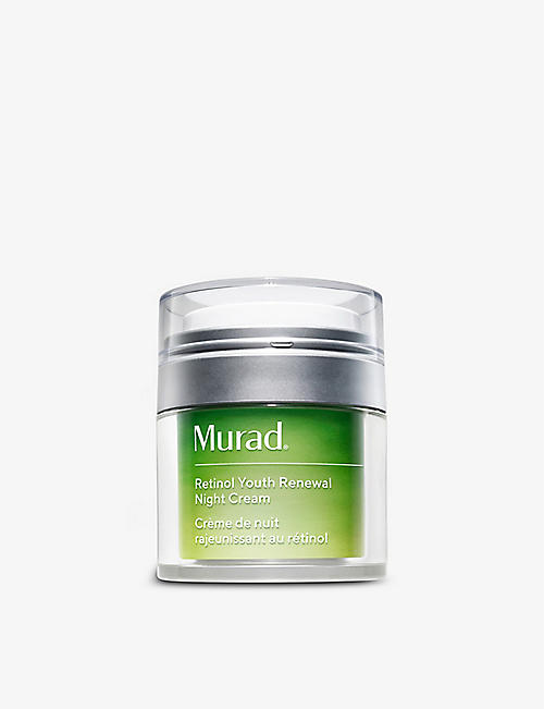 MURAD: Retinol Youth Renewal night cream 50ml