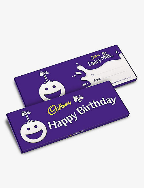 CADBURY: Cadburys Happy Birthday 850g