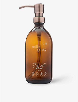 MILLY&SISSY: Reusable glass bottle 500ml