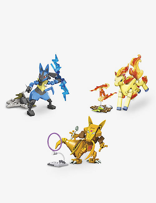 MEGA CONSTRUX: Mega Construx Pokemon Power assortment