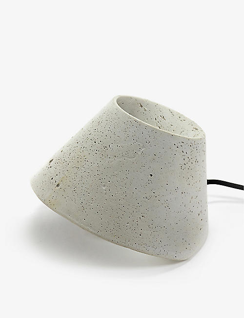 SERAX: Eaunophe outdoor concrete lamp 35cm