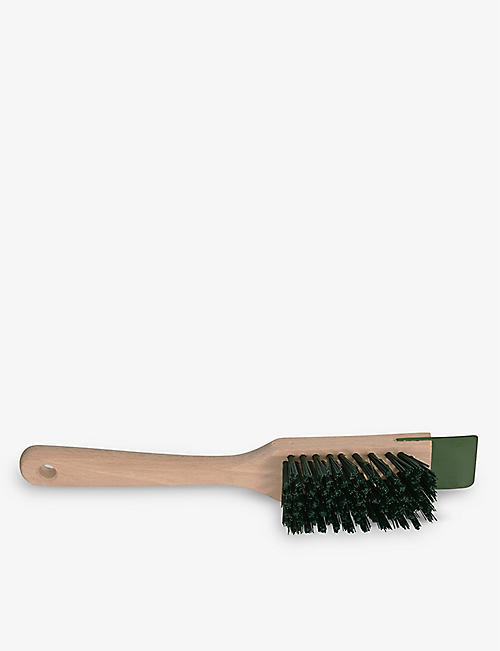 GARDEN TRADING: Beechwood lawnmower brush 32cm