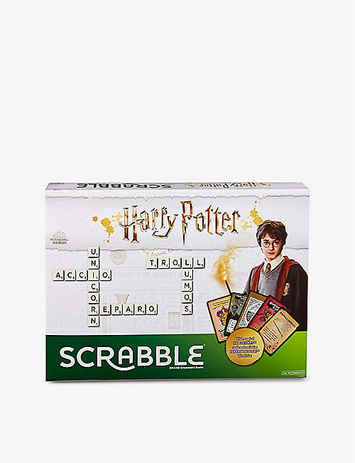 BOARD GAMES: Scrabble Harry Potter board game