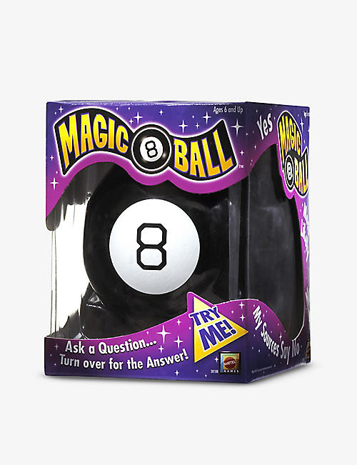 BOARD GAMES: Magic 8 Ball toy