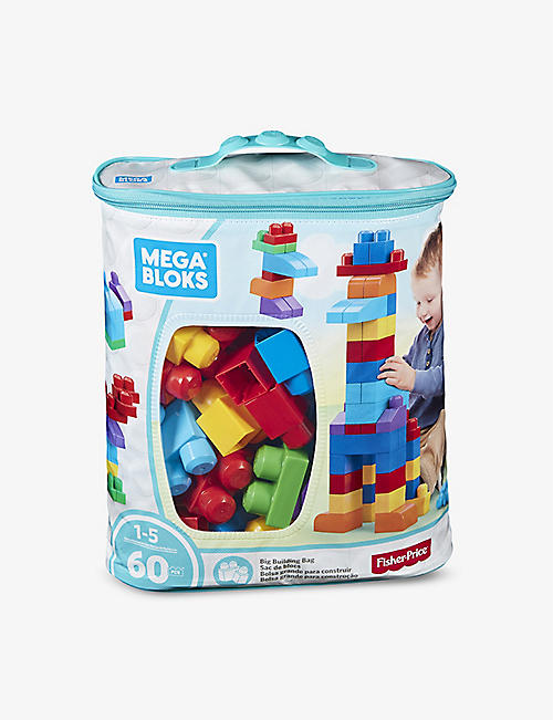 MEGA BLOX: First Builders Big Building Bag playset