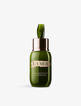 LA MER: The Concentrate serum