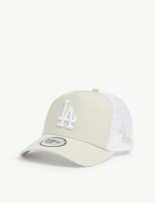 NEW ERA: LA Dodgers mesh trucker cap