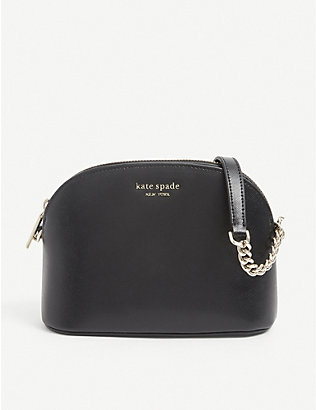 KATE SPADE NEW YORK: Dome leather shoulder bag