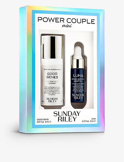 SUNDAY RILEY: Mini Power Couple travel kit