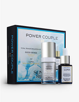 SUNDAY RILEY: Power Couple Total Transformation kit