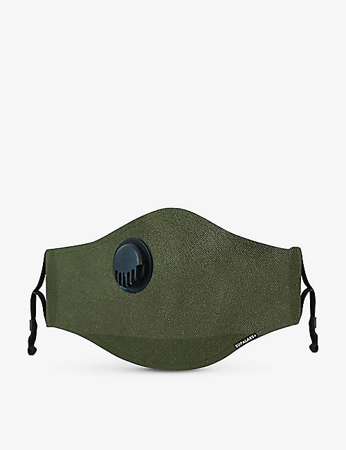SUPALABS: Hero reusable face covering
