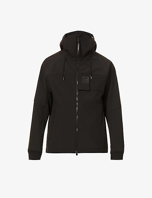 CP COMPANY: Full zip shell jacket