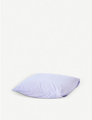 TEKLA: Organic cotton pillowcase 50cm x 60cm