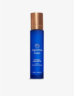 AUGUSTINUS BADER: The Cream cleansing gel 100ml