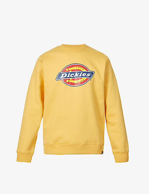 DICKIES: Pittsburgh cotton-blend jersey sweatshirt