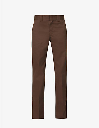 DICKIES: Slim Straight 873 woven trousers