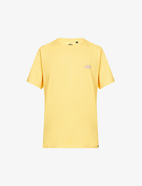 DICKIES: Stockdale brand-print cotton-jersey T-shirt