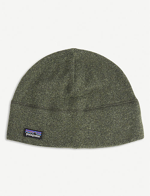 PATAGONIA: Better Sweater recycled-fleece beanie