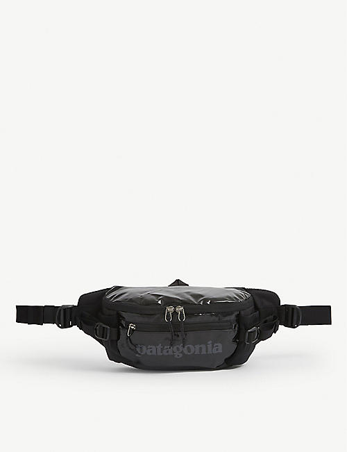 PATAGONIA: Logo-print recycled nylon belt bag