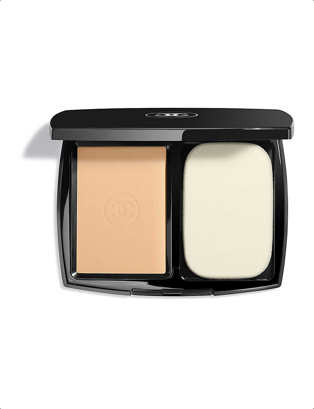 <STRONG>ULTRA LE TEINT</STRONG> All–Day Comfort Flawless Finish Compact Foundation 30ml - B50