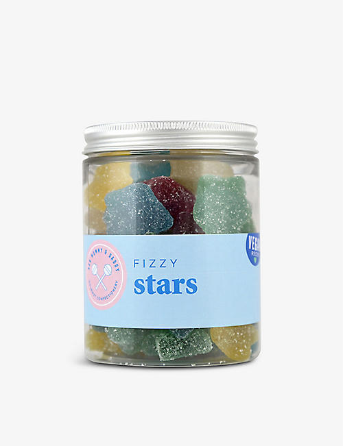 ASK MUMMY DADDY: Vegan Jelly Stars 250g