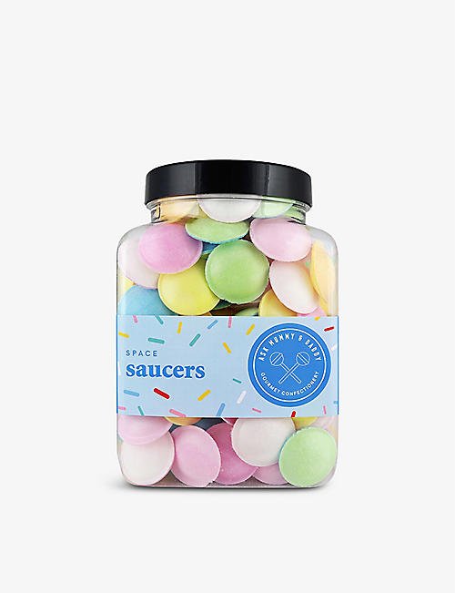ASK MUMMY DADDY: Flying Saucers Giant Tub 200g