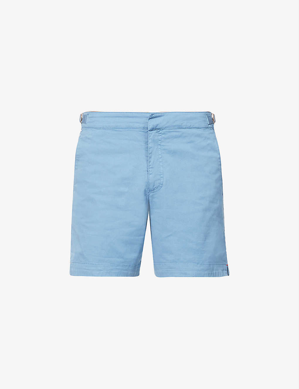 ORLEBAR BROWN: Bulldog mid-rise stretch-cotton shorts