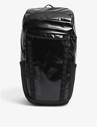 PATAGONIA: Black Hole recycled-polyester backpack 32L