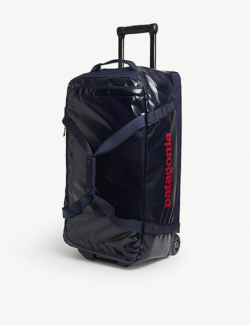 PATAGONIA: Black Hole recycled nylon duffle bag 70L