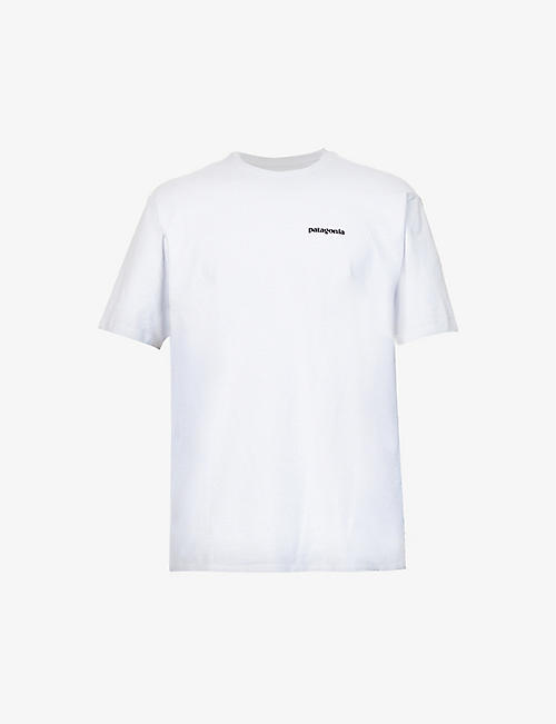 PATAGONIA: Responsibili-Tee recycled cotton and recycled polyester-blend T-shirt