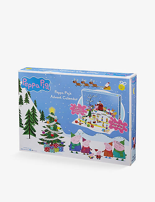 PEPPA PIG: Peppa Pig advent calendar