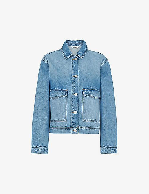 WHISTLES: Ultimate denim jacket