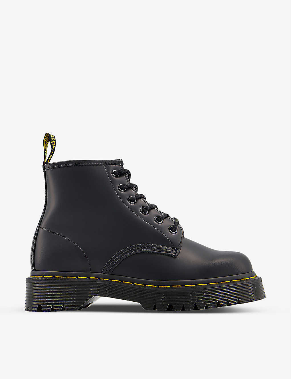 DR. MARTENS: 101 Bex leather ankle boots