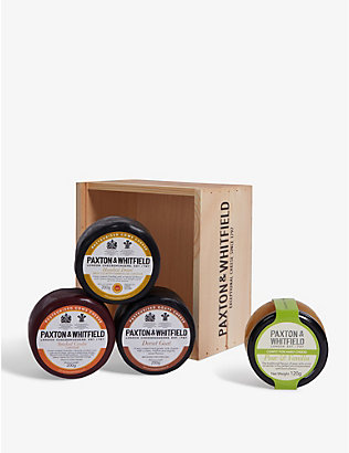 PAXTON & WHITFIELD: Hard Cheese Small Gift Set