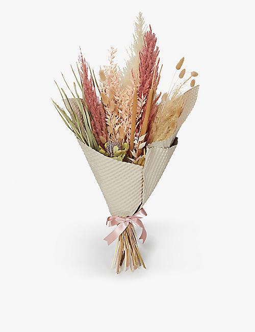 YOUR LONDON FLORIST: Exclusive Mojave Desert dried bouquet