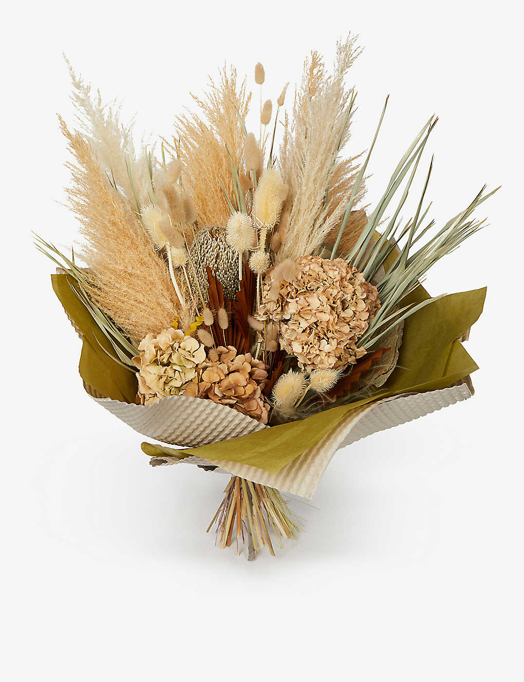 YOUR LONDON FLORIST: Exclusive Dunes dried bouquet