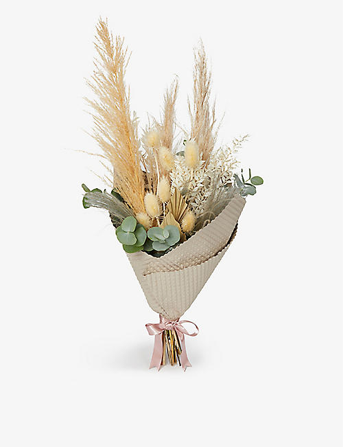 YOUR LONDON FLORIST: Exclusive Miombo Woods dried bouquet
