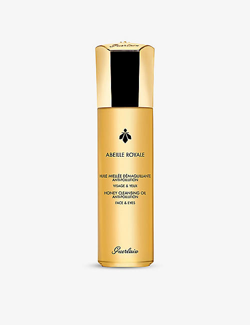 GUERLAIN: Abeille Royale honey cleansing oil 150ml