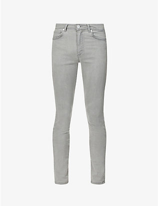 MONFRERE: Greyson skinny stretch-denim jeans