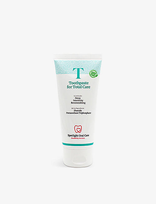 SPOTLIGHT ORAL CARE: Total Care toothpaste 100ml